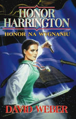 David Weber Honor Harrington Honor na wygnaniu